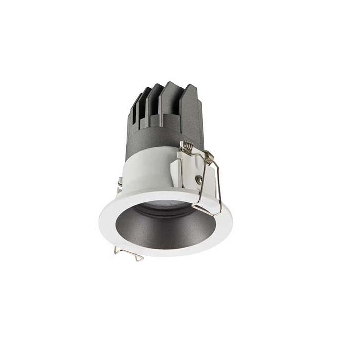 8W Recessed Fixed Round LED Commercial Down Lights