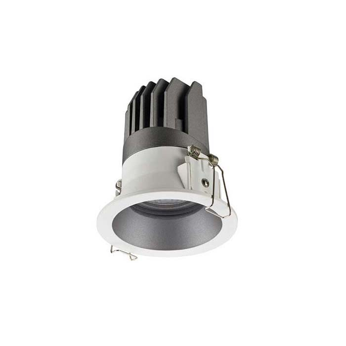 15W Recessed Fixed Round LED Commercial Down Lights