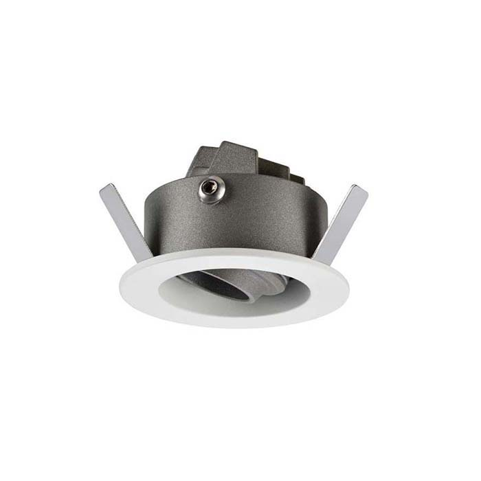 2W Recessed Adjustable LED Mini Down Lights