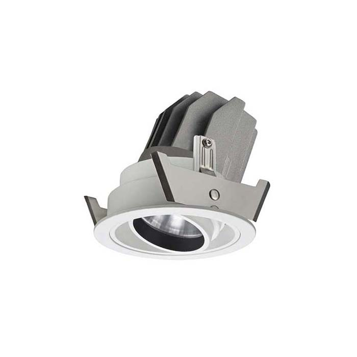 15W Recessed Adjustable LED Commercial Down Lights
