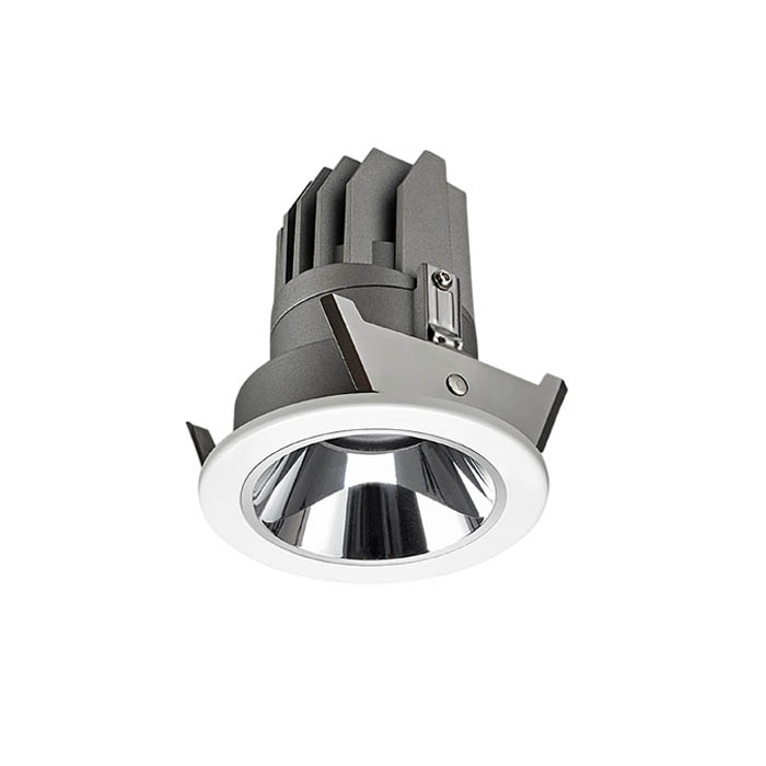 15W Recessed LED Hotel Down Light Anti Glare