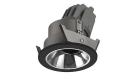 15W Recessed Adjustable LED Hotel Down Light Anti Glare