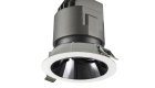 LETGO 8W 12W Anti Glare Recessed LED Down Lights Round Trim Fixed