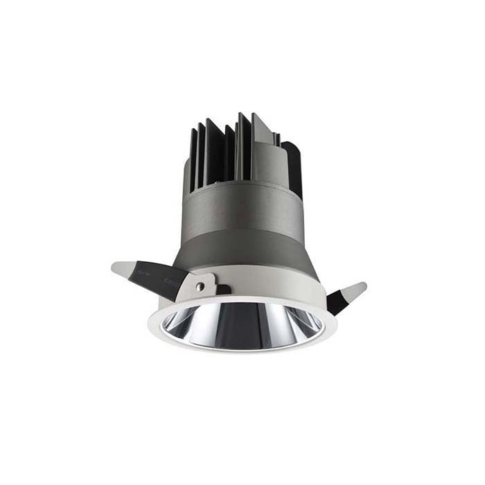 25W Anti Glare Recessed LED Commercial Down Light Fixed