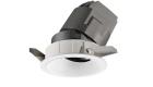 LETGO 8W 12W Anti Glare Recessed LED Down Lights Round Trim White