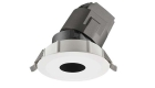 LETGO 8W 12W Anti Glare Recessed LED Down Lights Round Trim Pin Hole