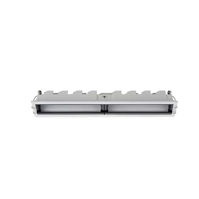 22W Wall Washer LED Down Lights Linear Grid
